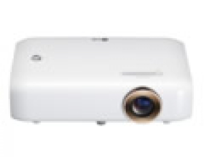 LG Unveils New Full Led Projectors With Bluetooth Connectivity