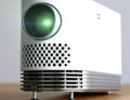 LG ProBeam Compact Laser Projector Debuts for $1,500