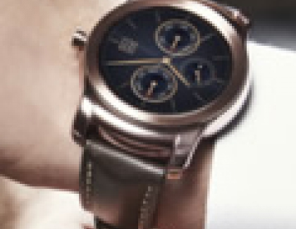 Full Metal LG Watch Urbane Smartwatch  Coming to MWC 2015