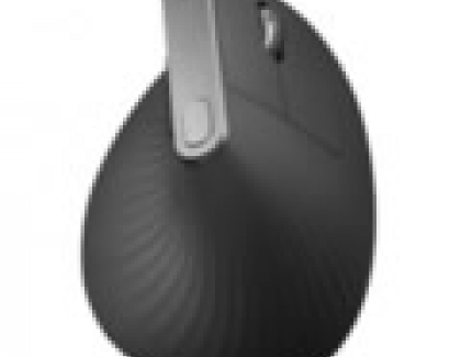 Logitech Goes Vertical With Advanced Ergonomic Mouse