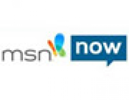 MSN Launches msnNOW