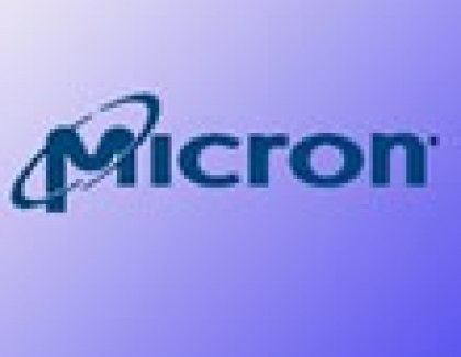 Micron Announces Monolithic 8Gb DDR3 SDRAM