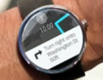 Moto 360 Android Wear Updated