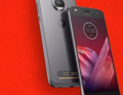 New Moto Z2 Play Has a Higher Price, Comes With New Moto Mods