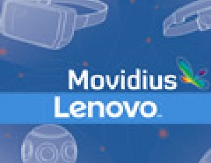 Lenovo to Adopt Movidius VPU Technology for VR Products
