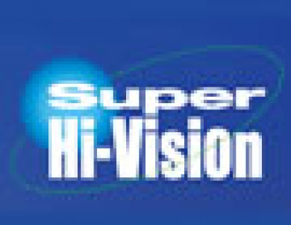 Sharp and NHK  Develop World's First 85-Inch Direct-View Super Hi-Vision LCD