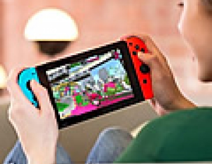Nintendo Switch and Software Sales Raises Company's Outlook