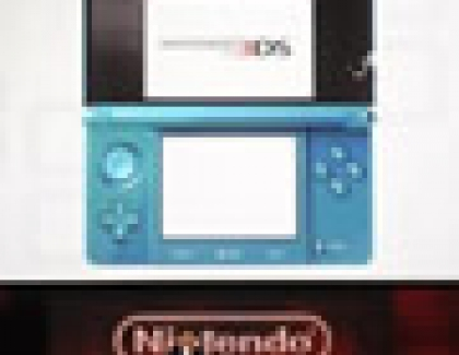 Nintendo Shows Off 3D Portable Game Device