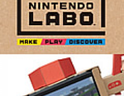 Nintendo Labo Kits Now Available
