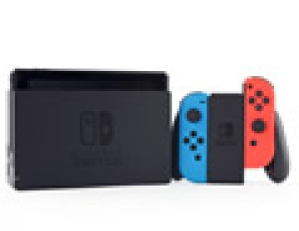 Nintendo's Earnings Boosted by Switch Console Sales