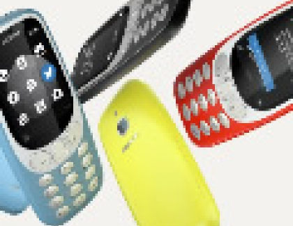 New Nokia 3310 3G Coming in October