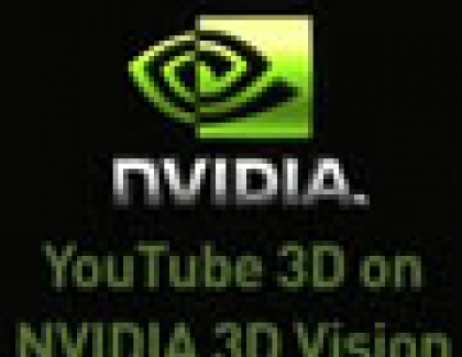 NVIDIA 3D Vision Video Now Available  on YouTube