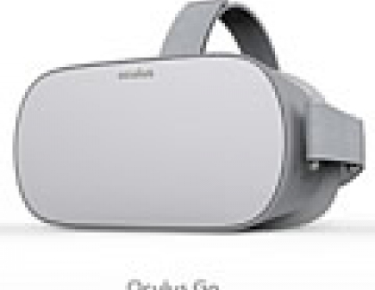 Standalone Oculus Go Headset Could Debut Next Month