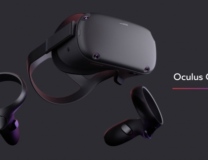 New Oculus Quest VR System Coming Spring 2019