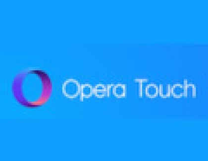 Opera Launches New Opera Touch Mobile Browser