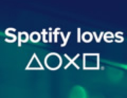 PlayStation Meets Spotify