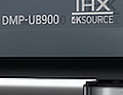 Panasonic DMP-UB900 Ultra HD Blu-ray Player Launches In Sepember For $699