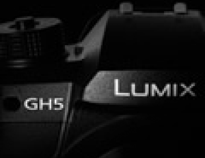 Panasonic Releases New LUMIX Cameras Including The 6K LUMIX GH5