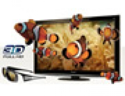 Panasonic VIERA VT25 Series Of Full HD 3D Plasmas Expected  at Retail in Early May