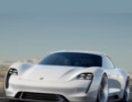 Porsche Aims At Tesla With New 'Mission E' Electric Supercar
