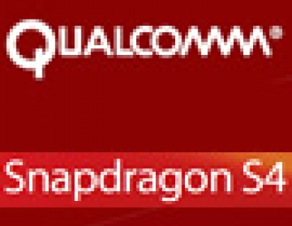 Samsung To Produce Qualcomm's Snapdragon S4 Chipsets