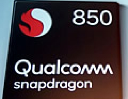 Qualcomm Announces Snapdragon 850 Platform for Windows 10 PCs