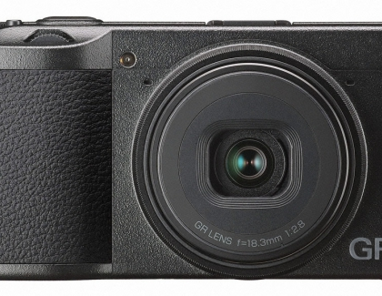 Ricoh to debut RICOH GR III Digital Camera at Photokina 2018
