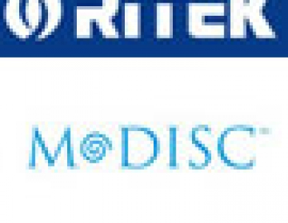 RITEK Launched Recordable Permanent Storage - M-DISC DVD
