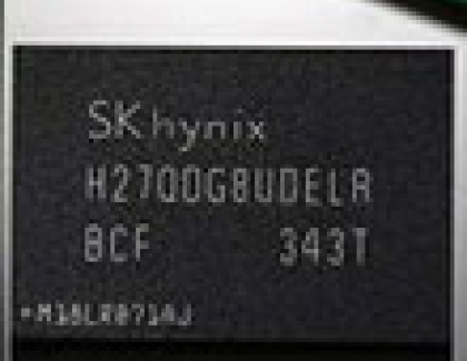 SK Hynix Starts Mass Production of 16nm NAND Flash