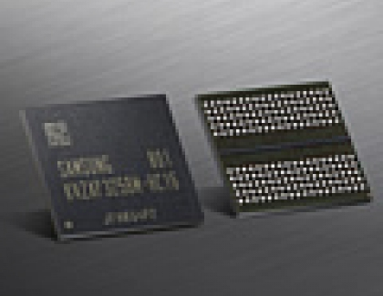 Samsung Starts Producing First 16-Gigabit GDDR6