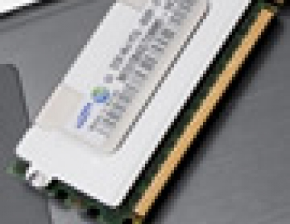 Samsung Begins Mass Producing 30nm- 32-Gigabyte Memory Modules
