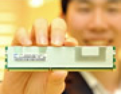 Samsung to Begin Shipping 40nm 32GB Memory Module for Server Applications
