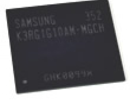 Samsung Starts Mass Production of First 8 Gigabit LPDDR4 Mobile DRAM