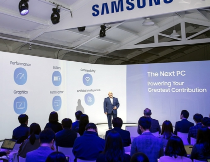 Samsung Releases New Flash Laptop