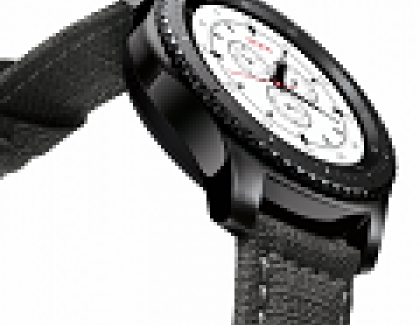 Samsung and TUMI Introduce the $500 Gear S3 Frontier Special Edition