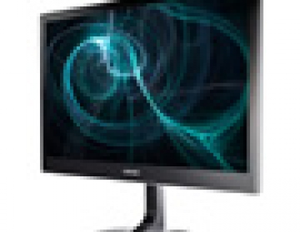 Samsung Unveils Touch-Screen Monitor for Professionals