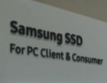 Samsung Showcases New BGA, Enterprise And Consumer SSDs