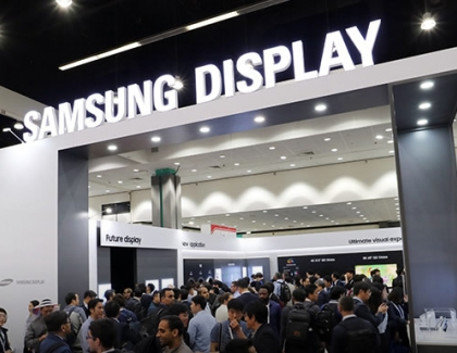 Samsung Display To Increase Output For OLED Mobile Device Panels
