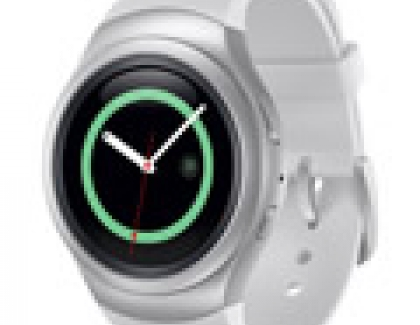 Samsung's Circular Gear S2 Smartwatches Unveiled