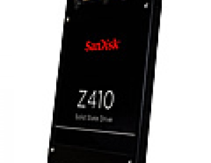 SanDisk Z410 Is A Half-Terabyte SSD For Everyday Computing