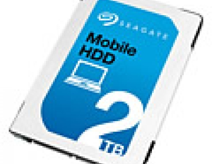 Seagate Now Shipping 7mm 2TB Mobile Hard Drive