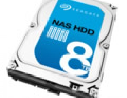 Seagate Launches 8TB NAS HDD