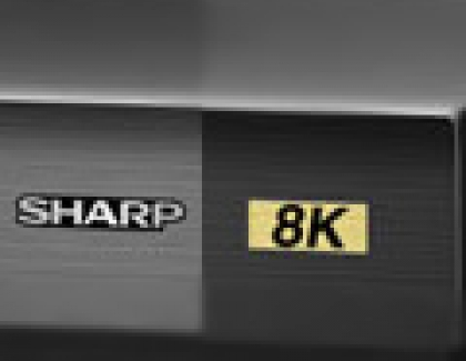 Sharp Unveils The World's First 8K Tuner
