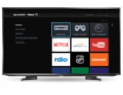 Sharp Roku TV Models Now Available