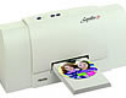 Signature Z6® CD/DVD Printer by Primera Technology