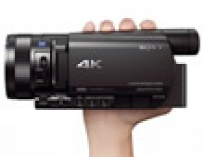 CES: Sony Showcases 4K Handycam, High-resolution Audio Products