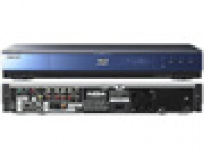 Sony's new Blu-ray Players in Europe
