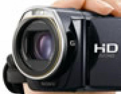 Sony Unveils New Flash Memory HD Camcorders