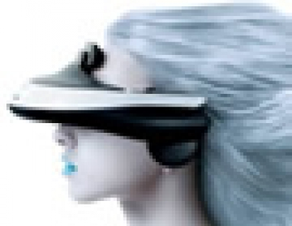 Sony Introduces Head Mounted 3D Display Equipped  OLED Panel