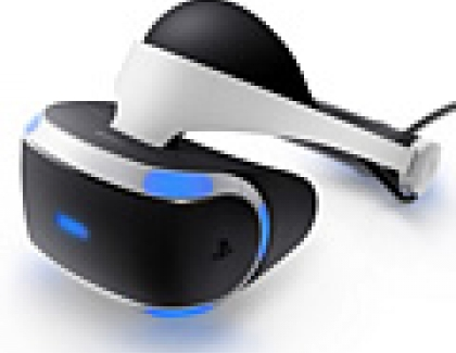 Sony's PlayStation virtual-reality Headset Available Today